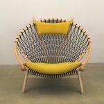 ハンス・ヴィーイナ[ウェグナー] デザイン椅子1